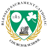 Blessed Sacrament Catholic School, Logo, Logo